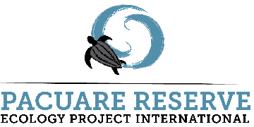 Ecology Project International - Pacuare Reserve logo