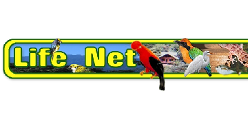 Life Net Nature, Dr. Dusti Becker logo