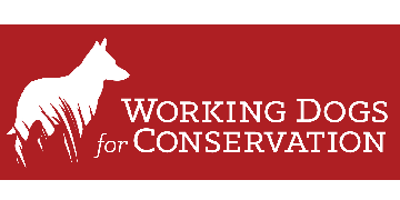 Working Dogs for Conservation logo