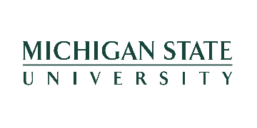 Michigan State University Fisheries & Wildlife logo