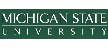 Michigan State University Department of Fisheries & Wildlife logo