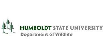 Humboldt State University, Dept. of Wildlife logo