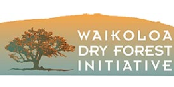 Waikoloa Dry Forest Initiative logo