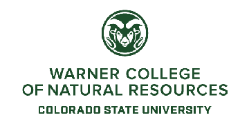 Colorado State University - Warner College of Natural Resources logo