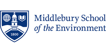 Middlebury School of the Environment logo
