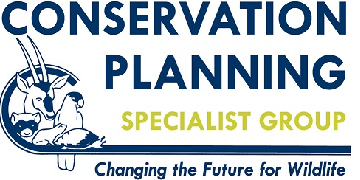 Conservation Planning Specialist Group (CPSG) logo